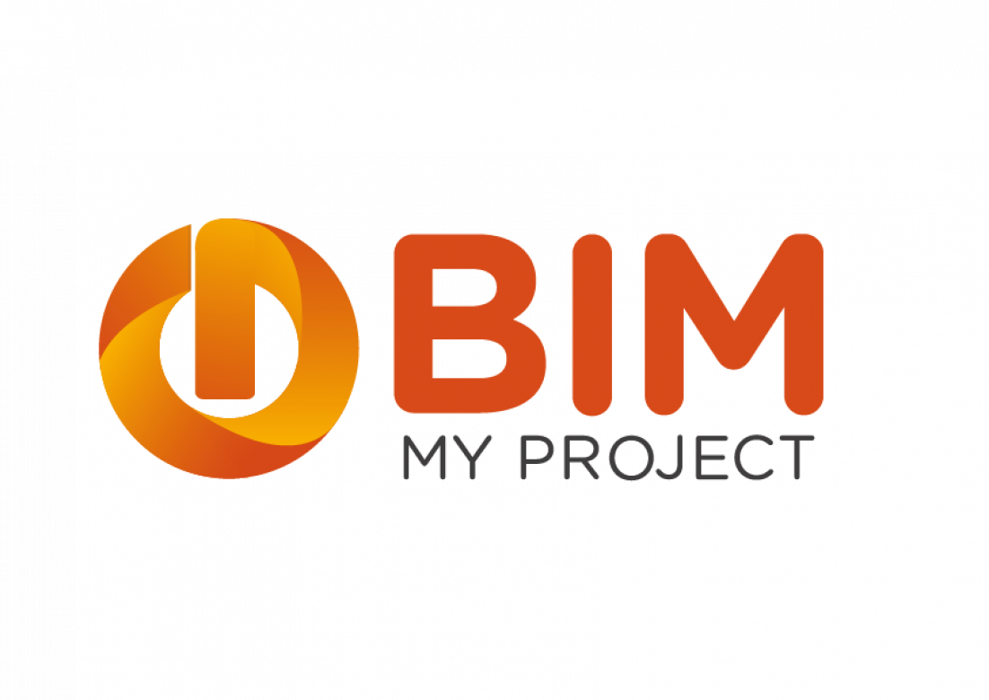 logo bim my project