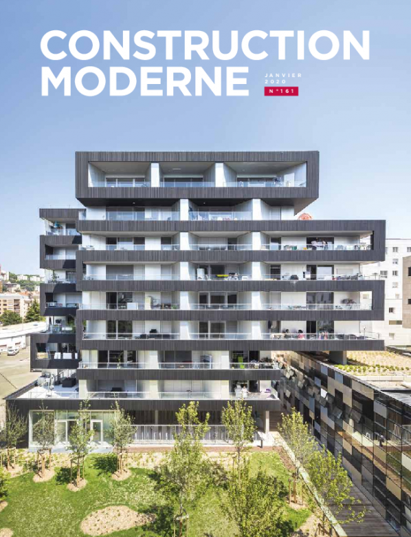 Construction Moderne n°161