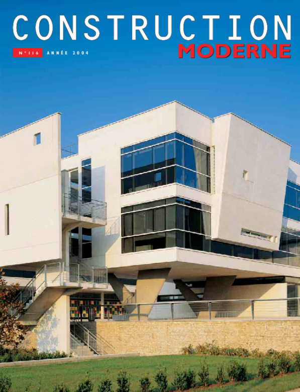 Construction Moderne n°116